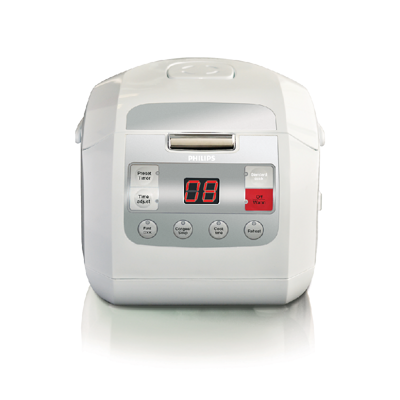 PHILIPS FUZZY LOGIC RICE COOKER HD3030 1304228