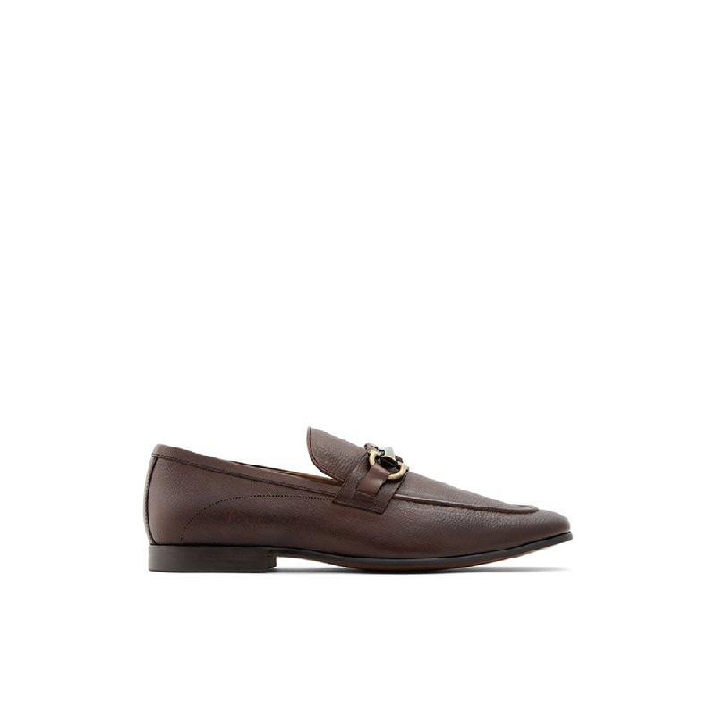 Aldo Men Footwear Loafers Hoilian-201-Dark Brown