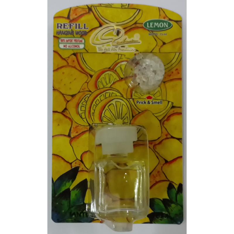 QALUA Refill 15ml Lemon