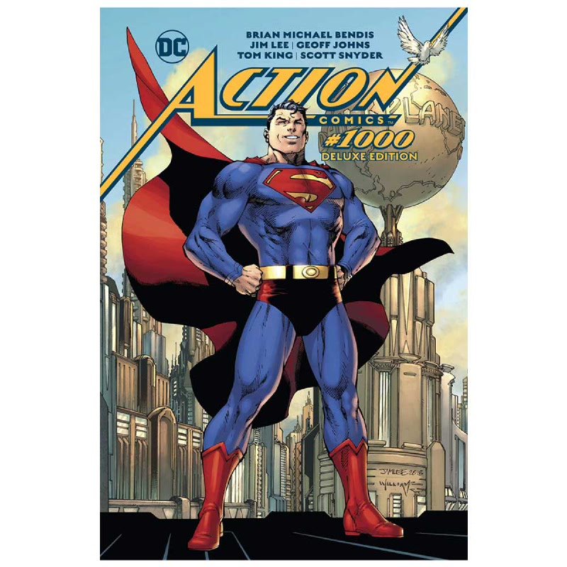 Action Comics 1000 (The Deluxe Edition)