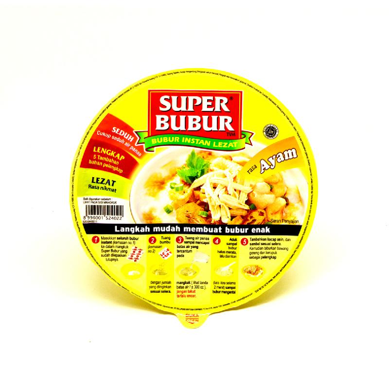 Super Bubur Ayam Cup 51gr