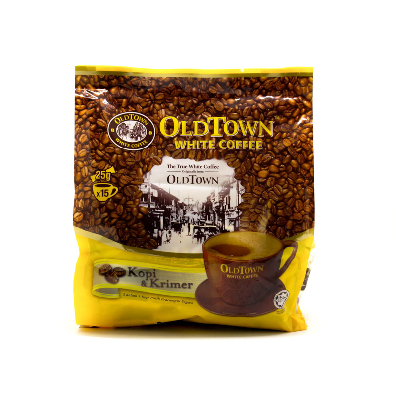 Old Town 2in1 Coffee & Creamer 375G