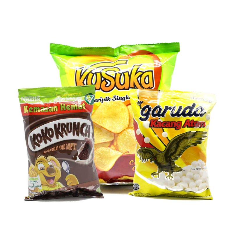 Lotte Mart Paket Makanan 25.000