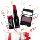 Absolute New York Matte Stick Lipstick Crimson + Eye Artiste Sugar Plum
