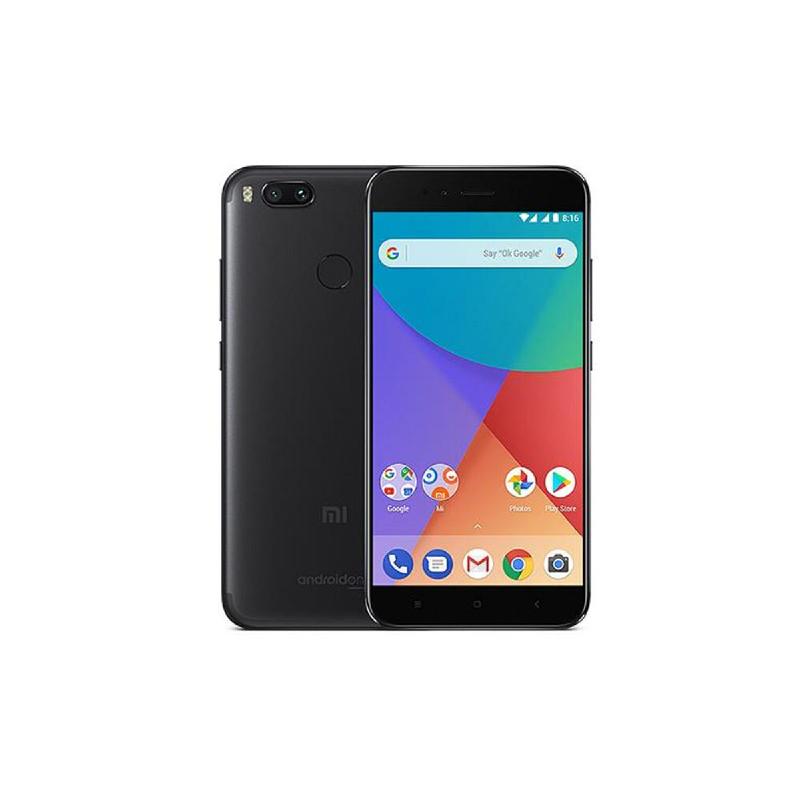 Xiaomi MDG2 Mi A1 Hitam Bundling Indosat 150rb Perbulan (1thn)