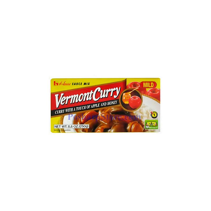 Ottogi Vermont Curry Shm Mild Ot-60 100 Gr