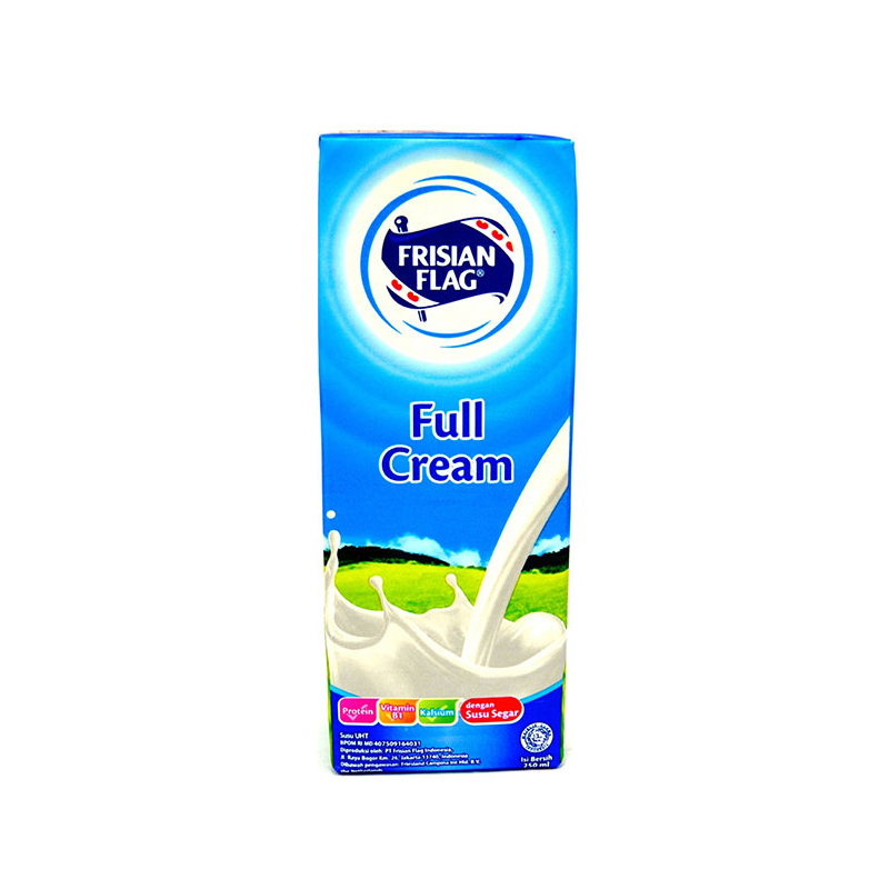 Bendera Uht Full Cream 225ml