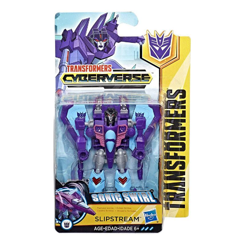 Transformers Cyberverse Scout Class Slipstream