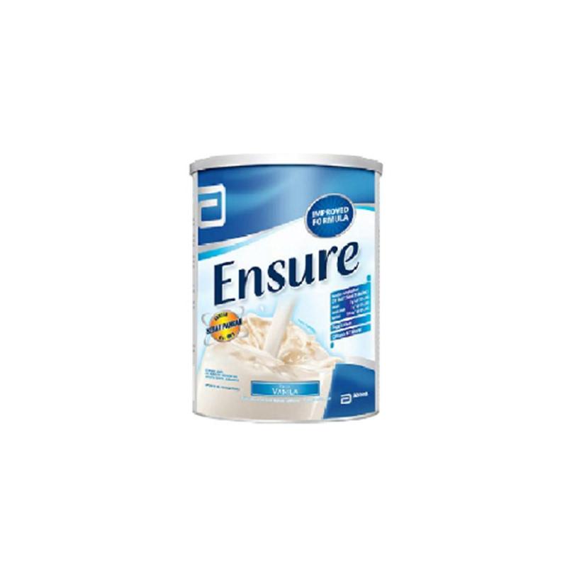 Abbott Powder Milk Ensure Fos Vanilla Tin 1000G