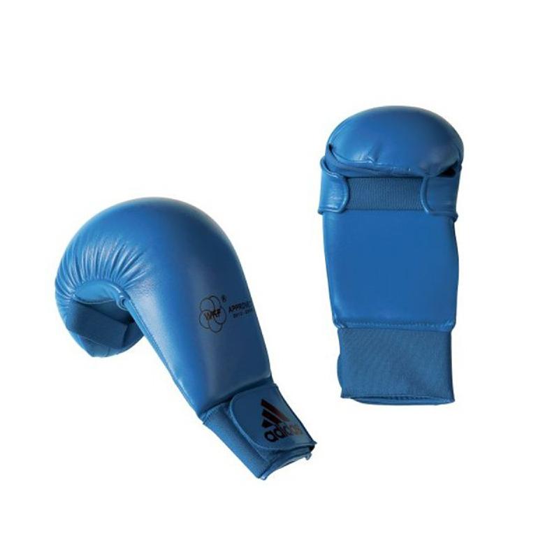 Adidas Combat Wkf Glove Mitt Blue