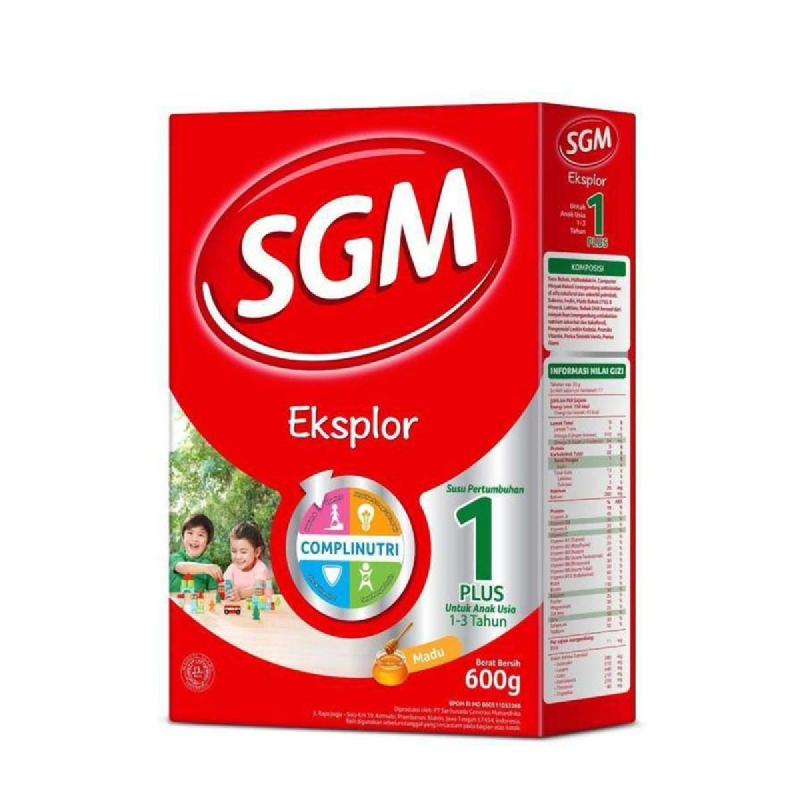 Sgm Eksplor 1+ Madu Box 600 Gr