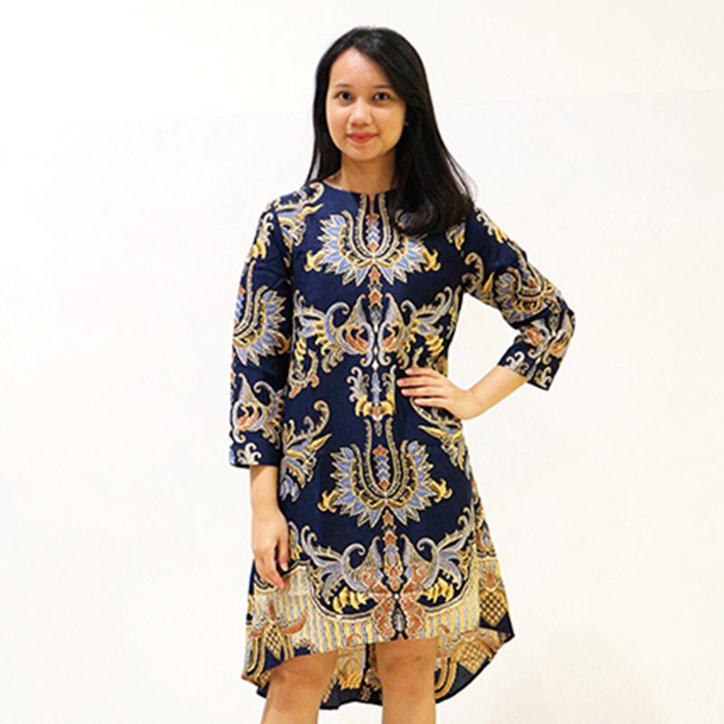 Batik Semar Luire Dress (Size 3L)