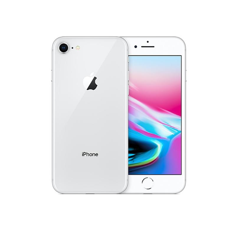 iPhone 8 64GB Silver Bundling Indosat 150rb Perbulan (1thn)