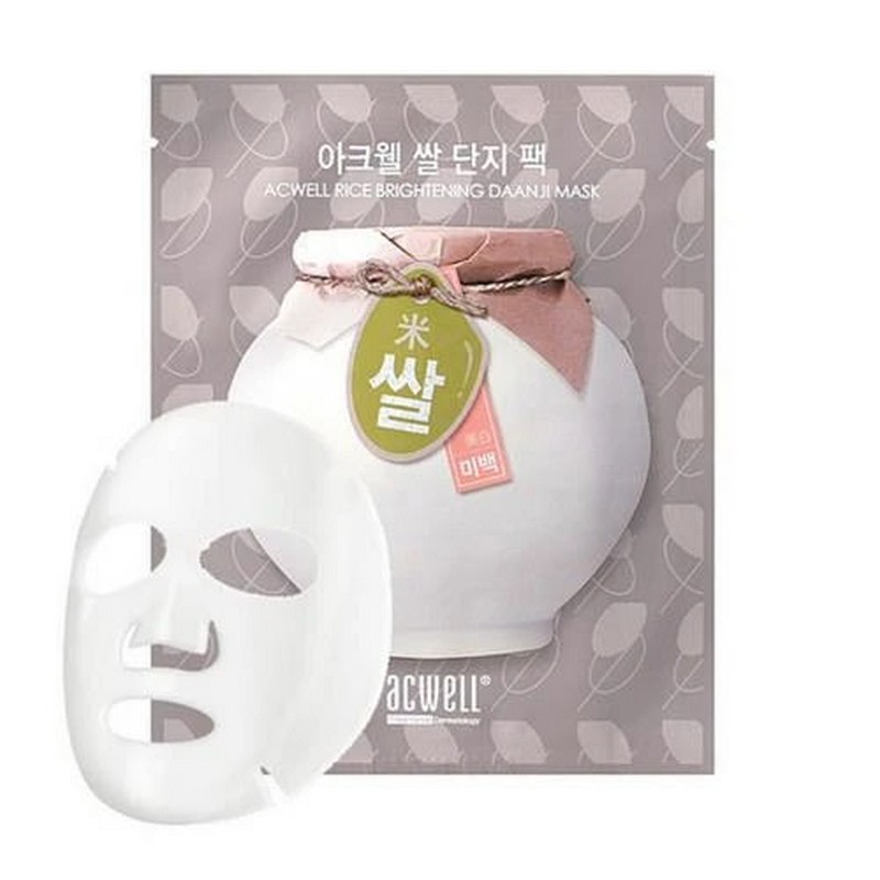 Acwell Rice Brightening Dannji Mask