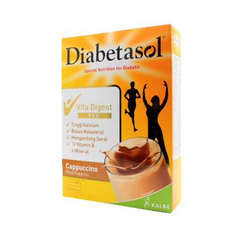 Diabetasol Cappuccino 180 g