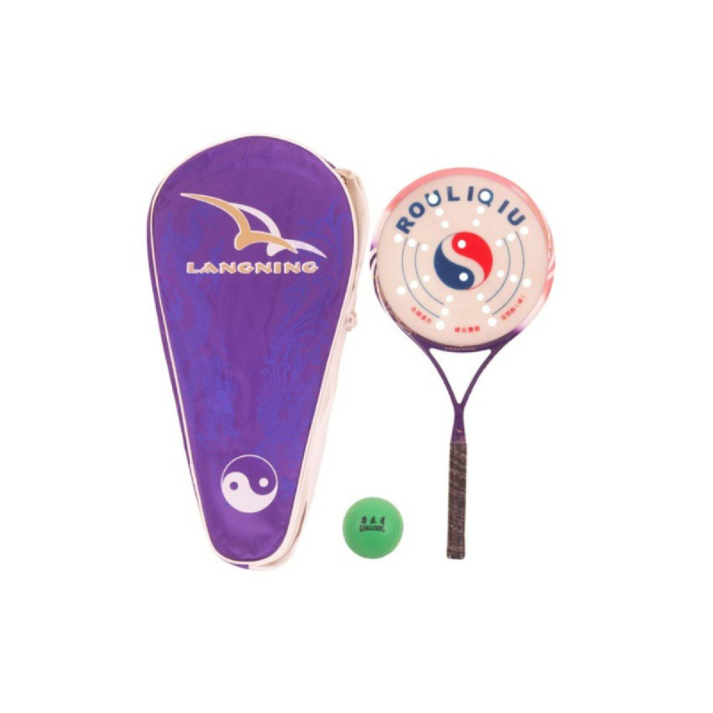 PROTEAM Taichi Rouli Racket for Standard Competition and ball