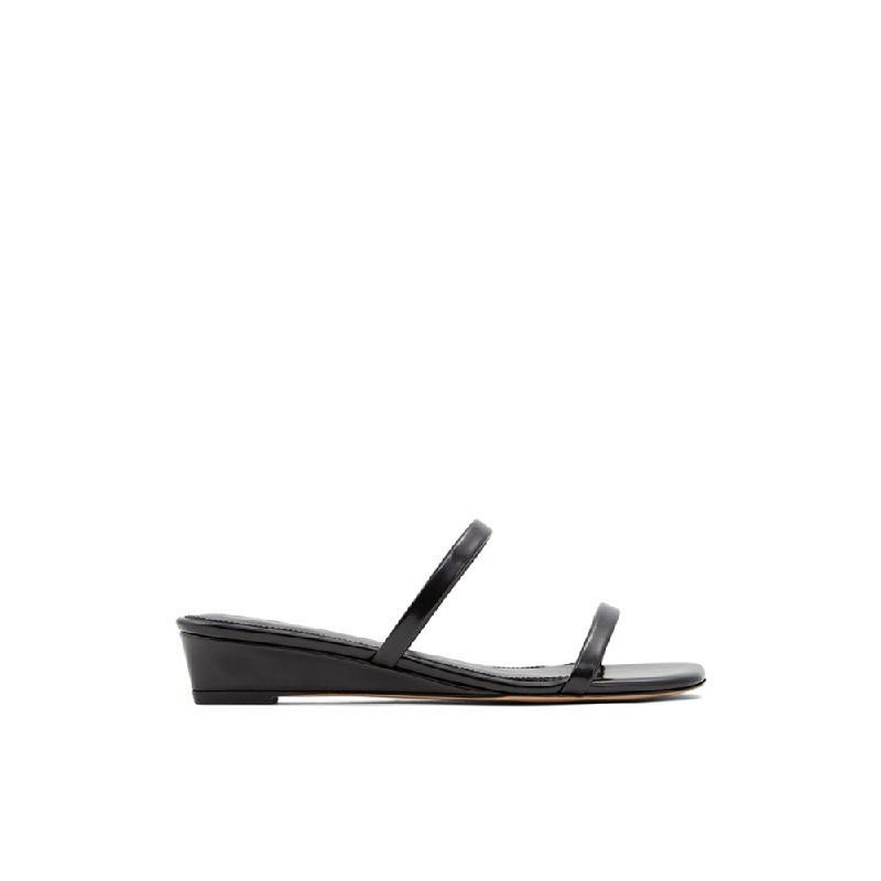 ALDO Ladies Footwear Sandals GIANNINA-001-Black
