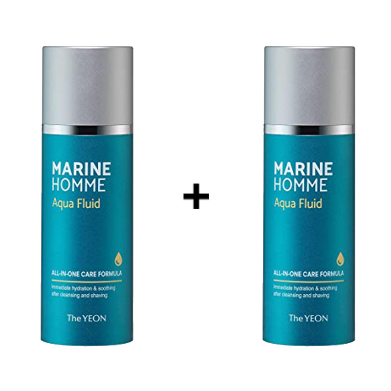 The Yeon Marine Homme Aqua Fluid (1+1)