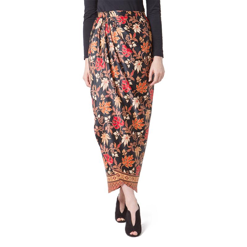 Raden Sirait Skirt Draveri Wise Black