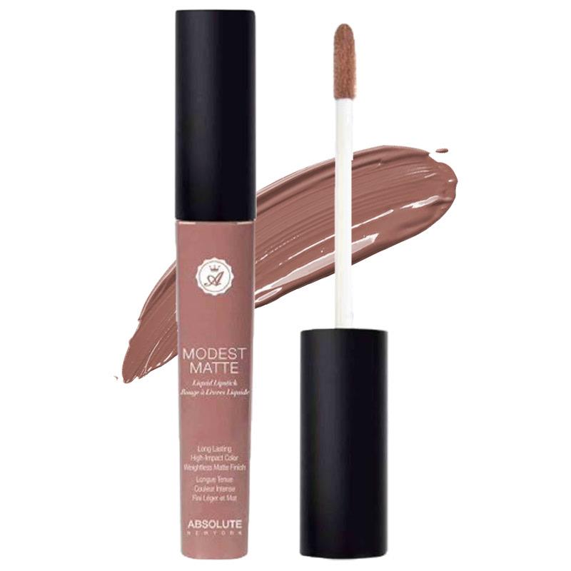 Absolute New York Modest Matte Liquid Lipstick Lacy