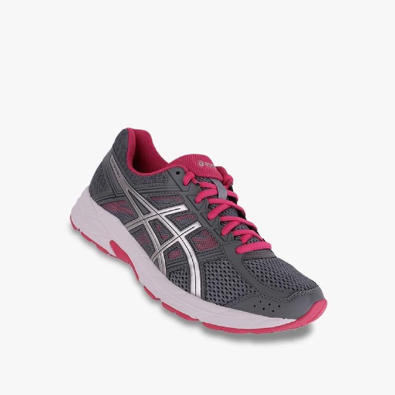 Asics Gel-Contend 4 Women's Running Shoes - Standard Wide Grey