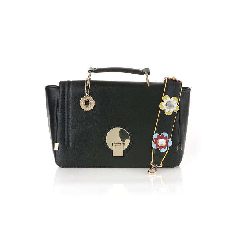 Bellezza Hand Bag 2143-38 Black