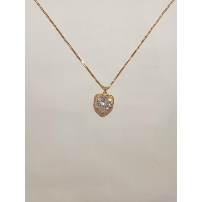 Ballin - Women Necklace FF N0113G Gold
