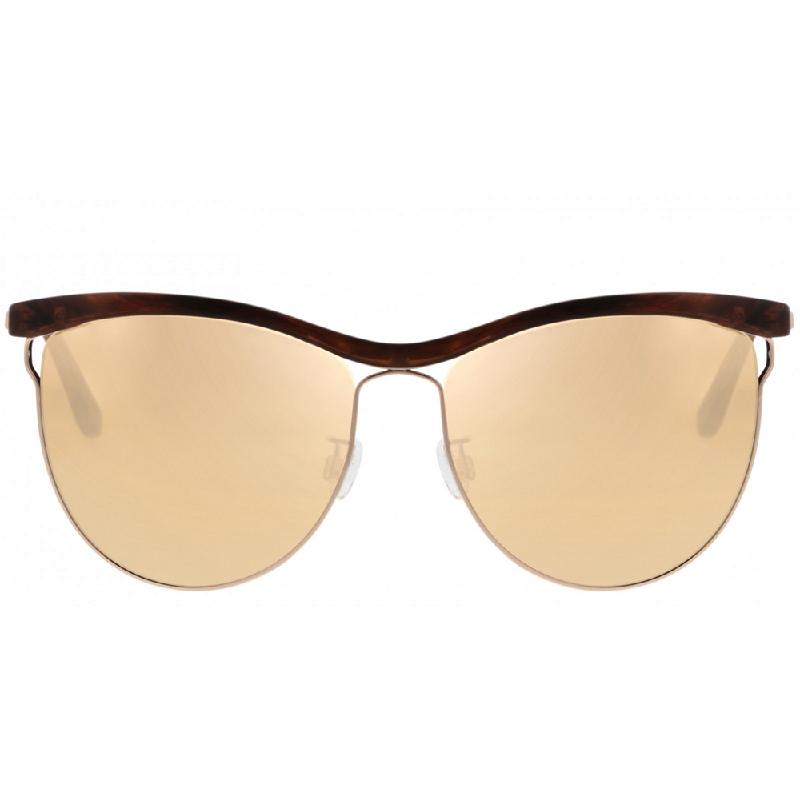 Anna Sui Sunglasses Female S-AU-1091-1-102-58 Gold