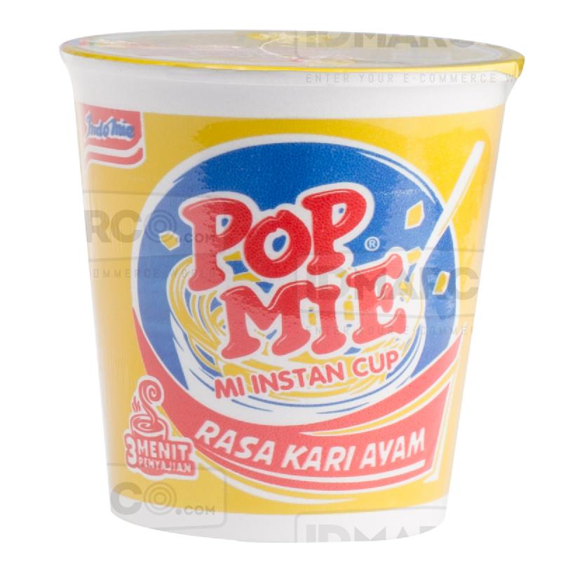 Pop Mie Kari Ayam Jumbo - 1 karton (24 cup)