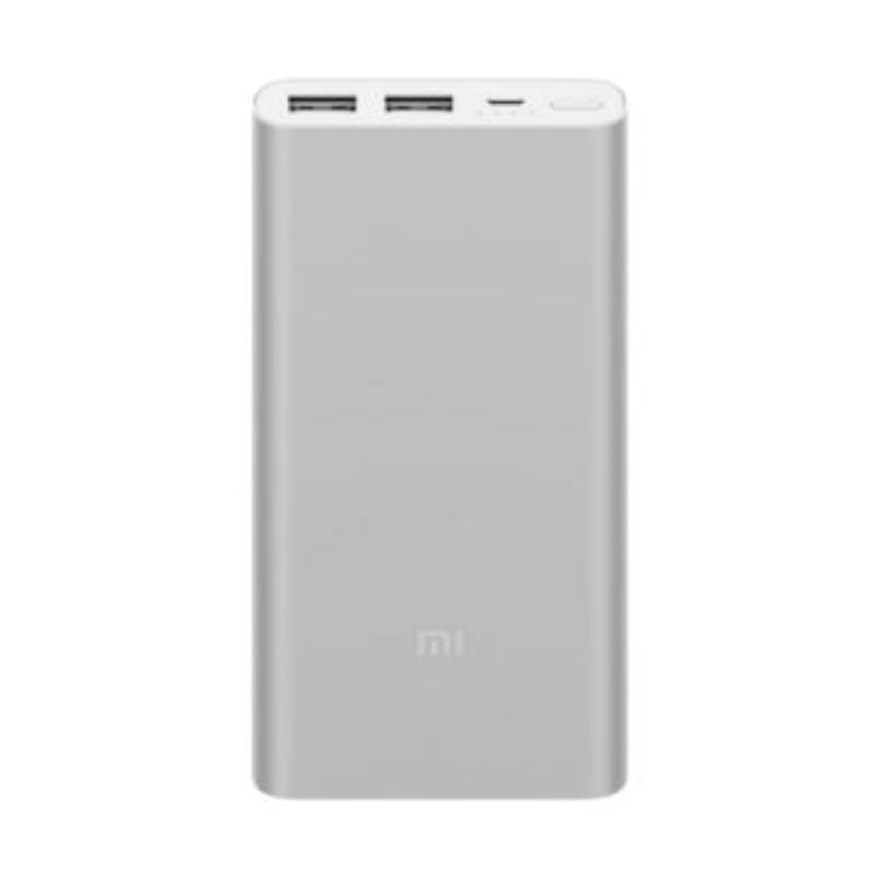 Xiaomi Powerbank Pro 10.000Mah-Silver