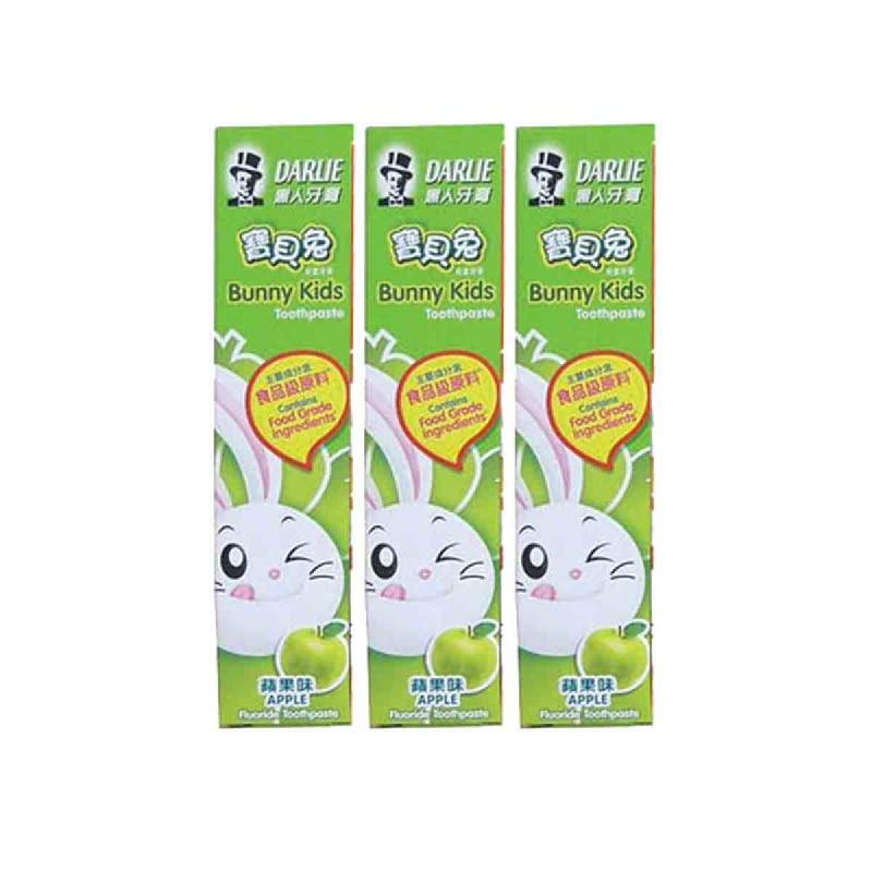 Darlie Pasta Gigi Bunny Kids Apple 40Gr (Buy 2 Get 1)