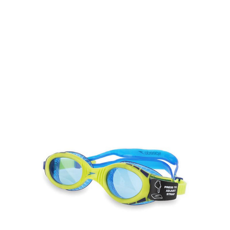 Speedo Futura Biofuse Kids Swimming Goggles Multi
