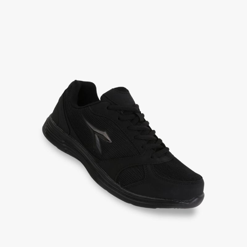 Diadora Giovani Unisex Runnning Shoes Black