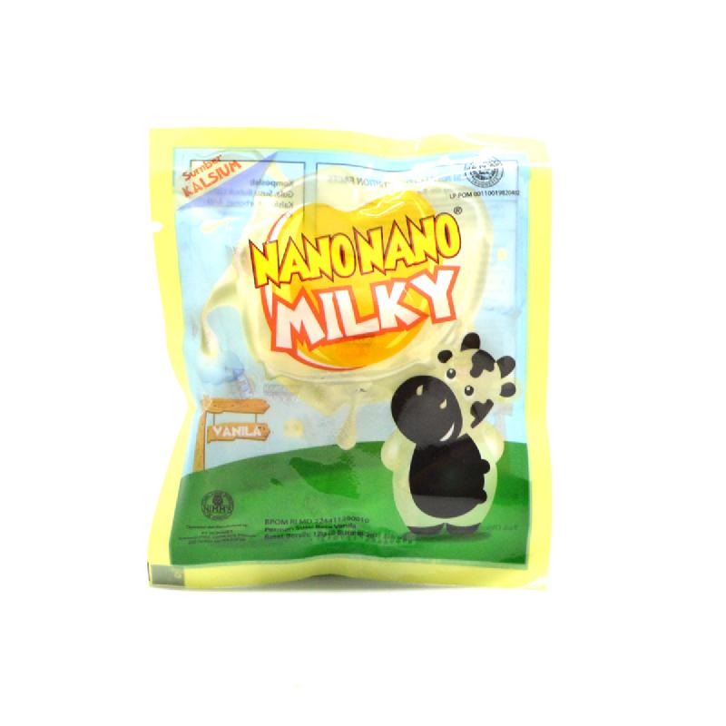 Nano Nano Milky Scht Vanila