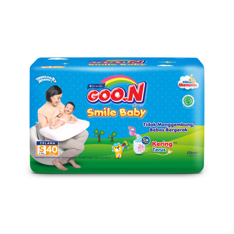 Smile Baby Pants S 40s