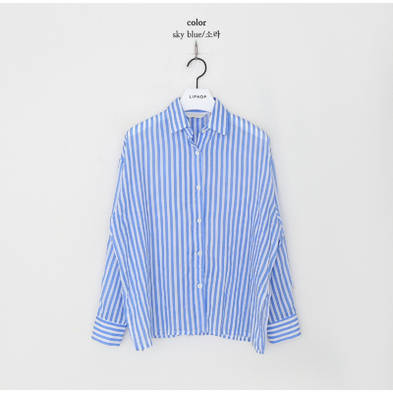 Lucky Shirt Sky Blue