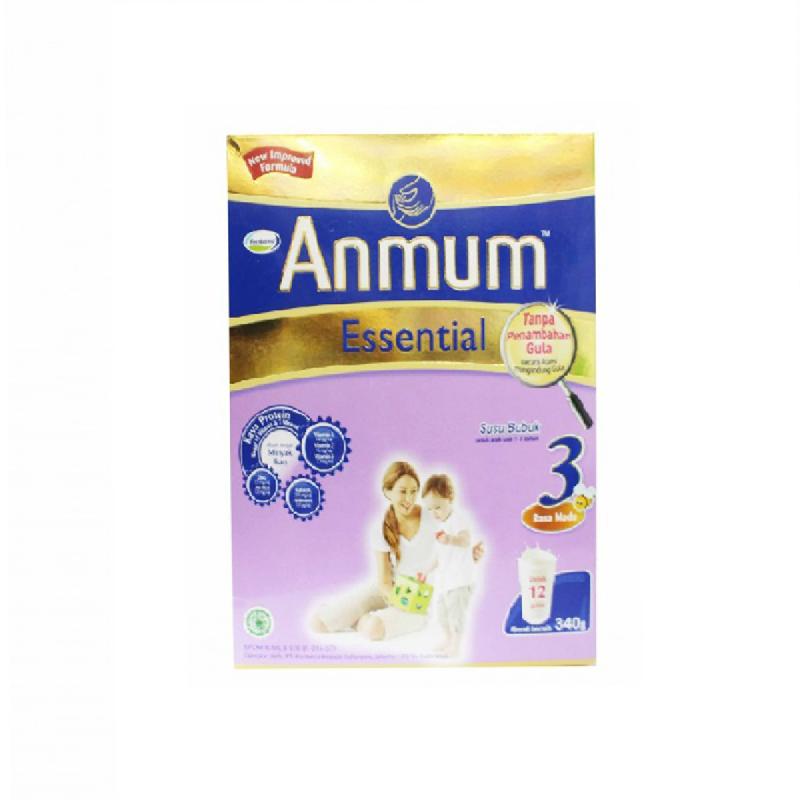Anmum Essential 3 Md Box 340 Gr