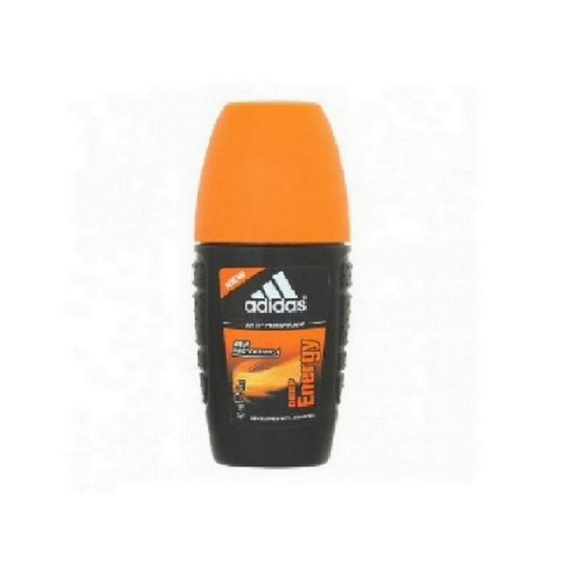 Adidas Men Roll On Deep Energy Anti Perspirant 40Ml