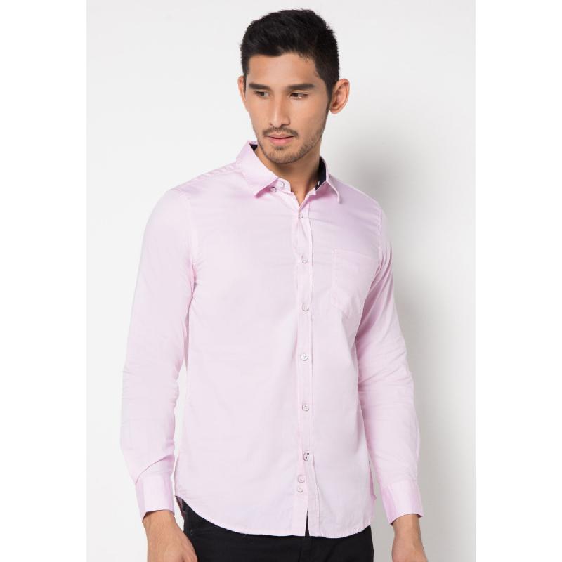 Minarno Cotton Long Sleeves Shirt