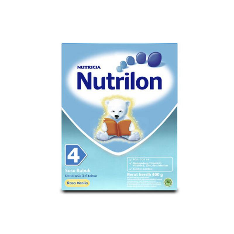 Nutricia Powder Milk Nutrilon 4 Vanilla 400G