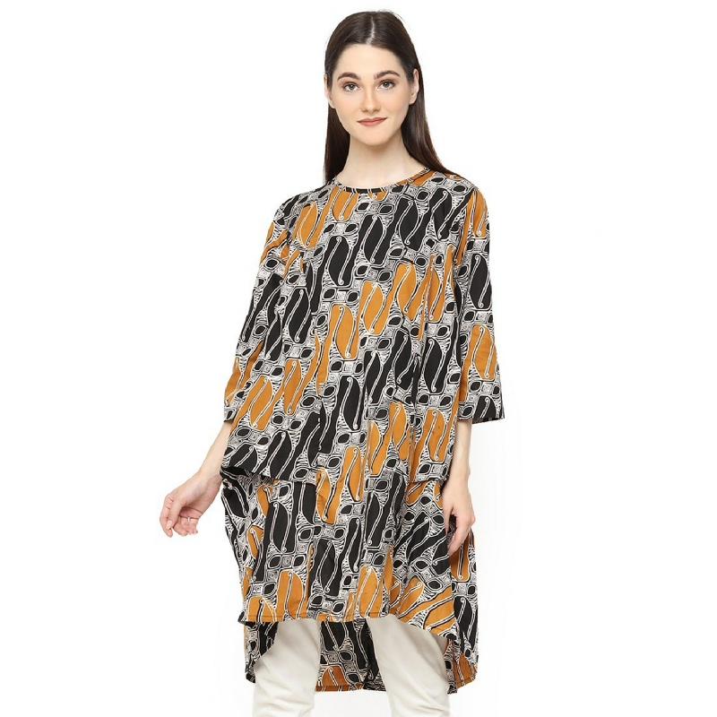Agrapana Pracara Dress Batik Cap