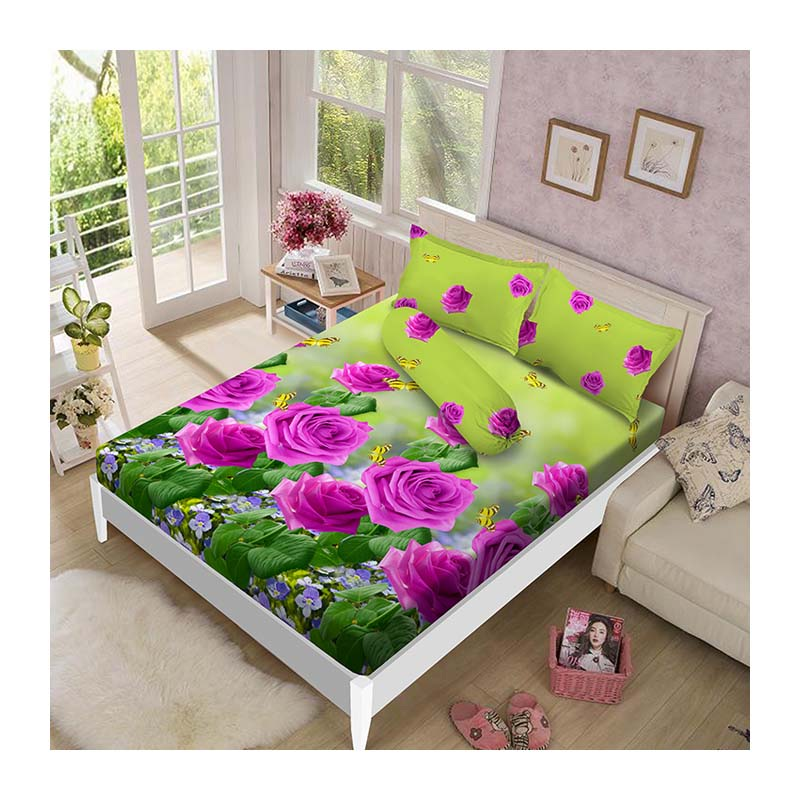 Kintakun Luxury Sprei 180 x 200 B4 King Reisha