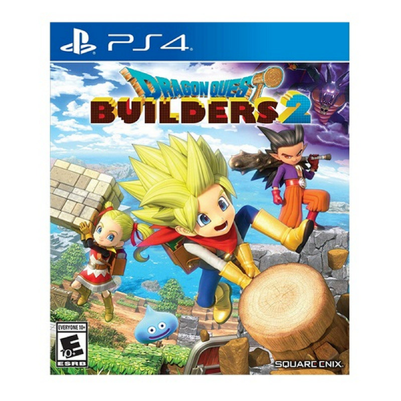 Sony PlayStation Dragon Quest Builder Reg 3