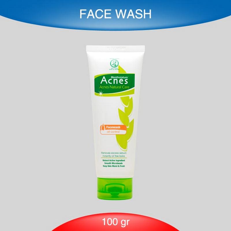 Acnes Oil Control Facial Wash 100G