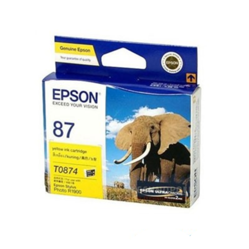 Epson Yellow For R 1900