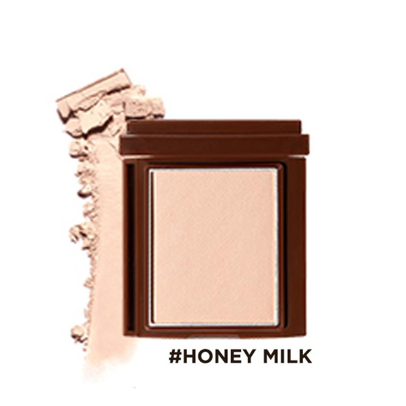 16brand Brickit Shadow Matt Line - Honey Milk