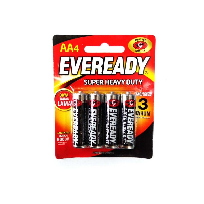 Eveready Baterai 1215 AA BP4
