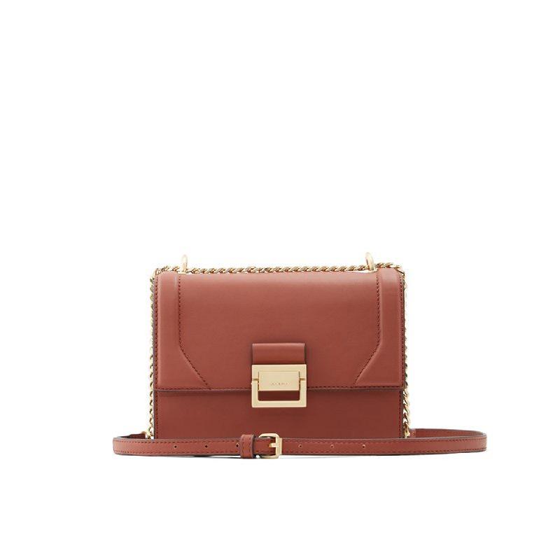 Aldo Ladies Crossbody Bags PENTZIA-801 Dark Orange