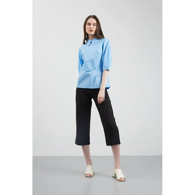 GW Freiburg Top in Blue