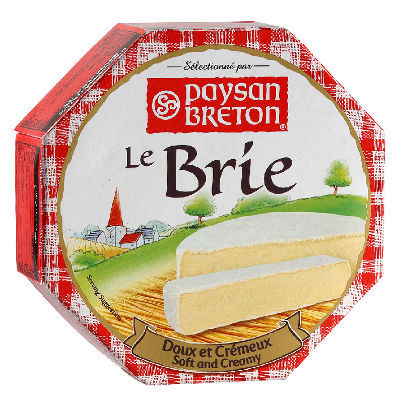 Paysan Breton Le Brie Long Life 125g